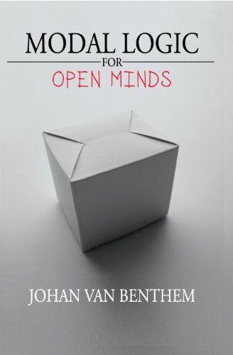 Modal logic for open minds / Johan van Benthem