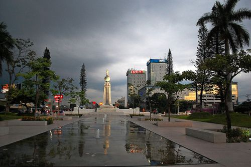 "Plaza ""Salvador del Mundo"""