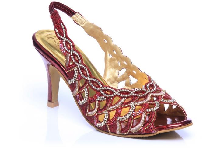 Wonderful Marc Loire Green Women Sandals  ML0054907_View_3fashionsandalsmarc
