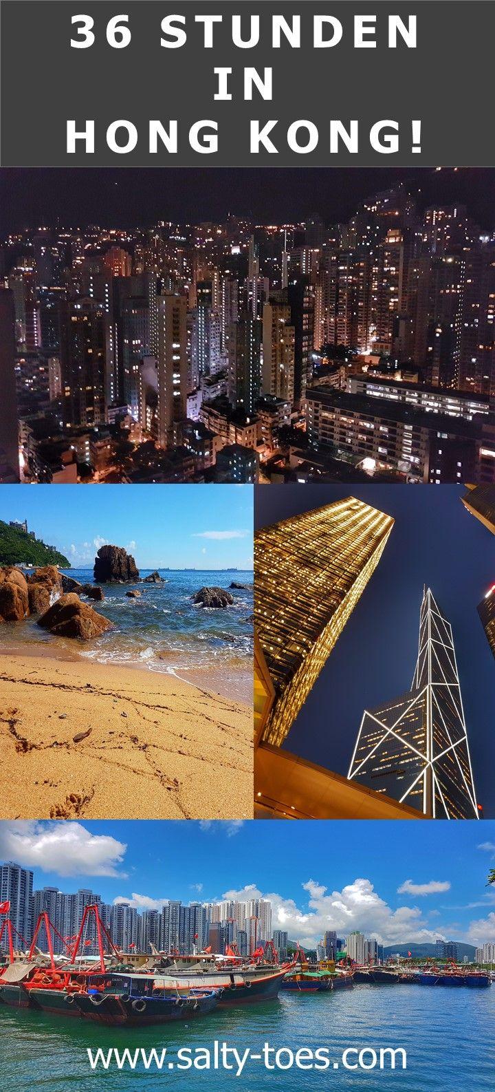 Du hast nur wenig Zeit in Hong Kong? Dann verrate ich dir auf meinem Blog welche TOP Orte du auf keinen Fall verpassen solltest!