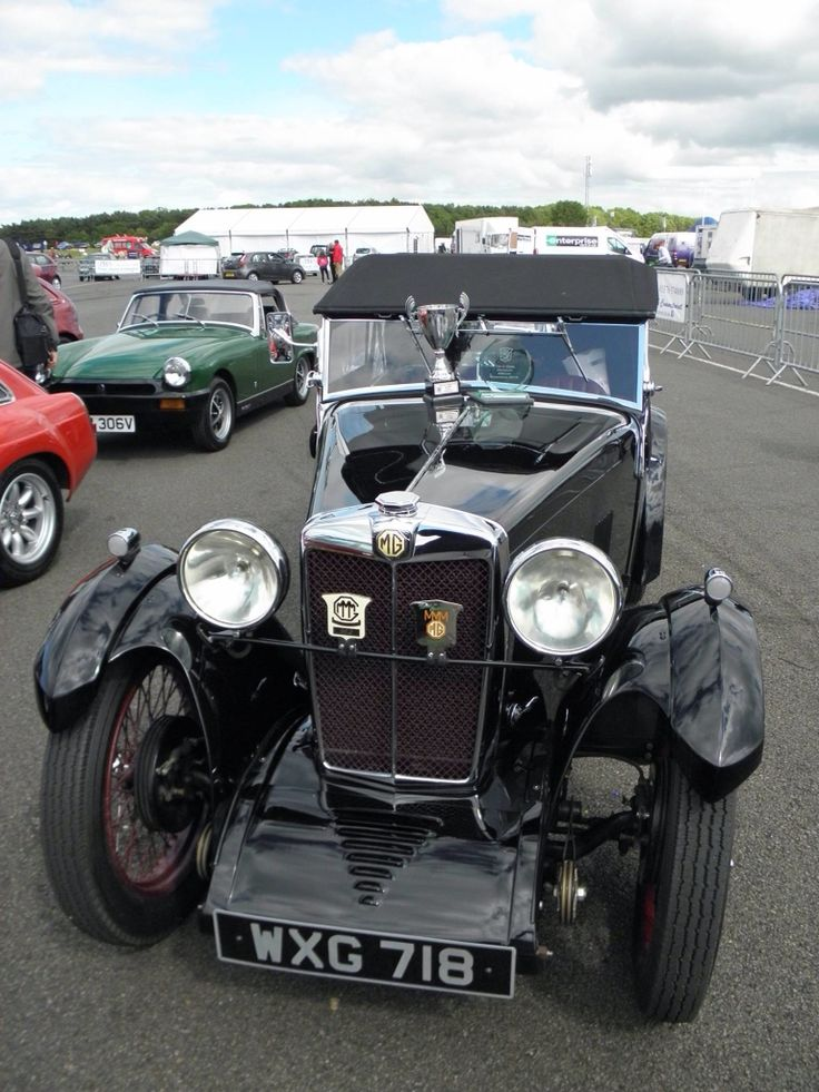 19 Best Mg Special Images On Pinterest Mg Cars Automobile And