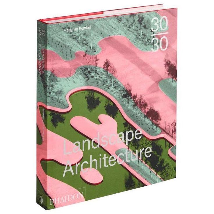 3030 Landscape Architecture Book Architecture books