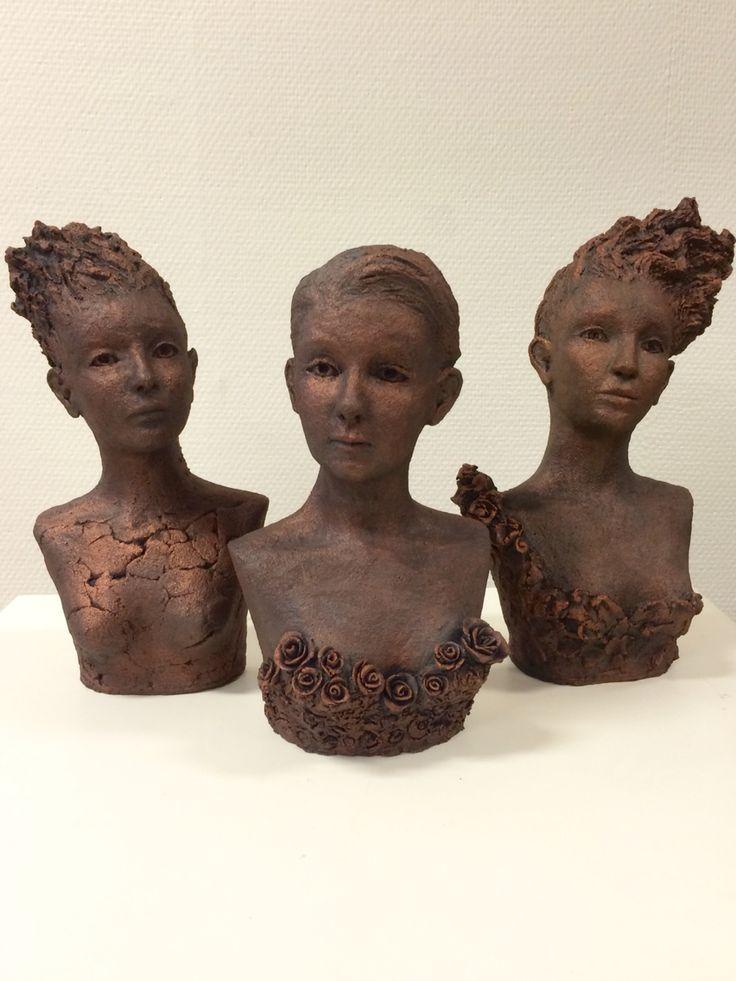 Hanne Whist Johansen #artbywhist#sculpture#ceramic#clay