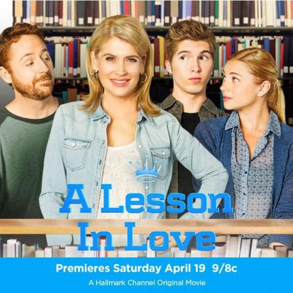 a lesson in romance | movie review a lesson in love network hallmark channel original air ...