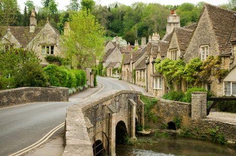 Castle Combe 'The Prettiest Village in England'