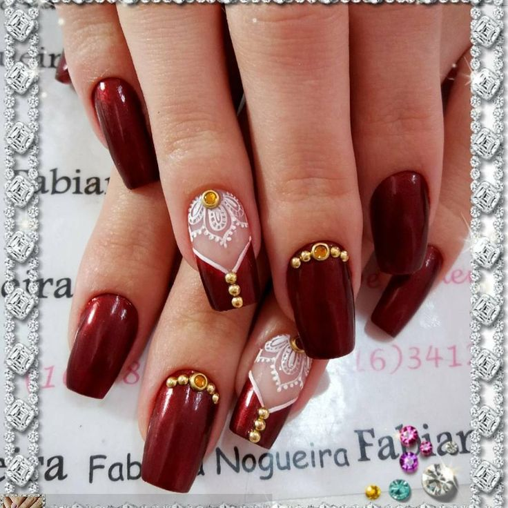 "407 Likes, 7 Comments - jaqueline valfogo (@unhasvalfogo) on Instagram: ""Top 5 by @fabidesignerdeunhas - Unhas da Renata #unhas #unhastop #unhasdecoradas #unhas…"""