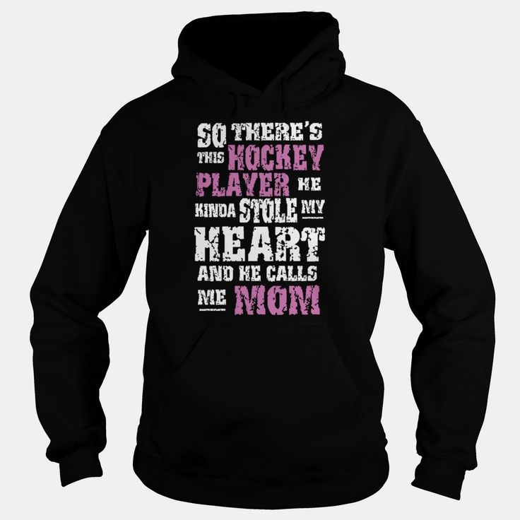 #Hockey Player And He Calls Me Mom T Shirt, Order HERE ==> https://www.sunfrog.com/LifeStyle/120045612-586536134.html?53625, Please tag & share with your friends who would love it, #christmasgifts #renegadelife #birthdaygifts  field #hockey, hockey training, hockey bedroom  #family #animals #goat #sheep #dogs #cats #elephant #turtle #pets