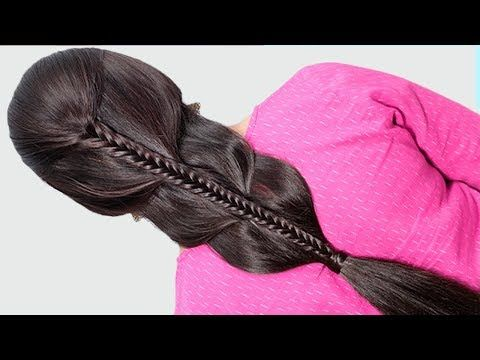 Beautiful Cute Hairstyles for girls || Quick Hairstyle for Party/wedding || Hair… – Hair styles