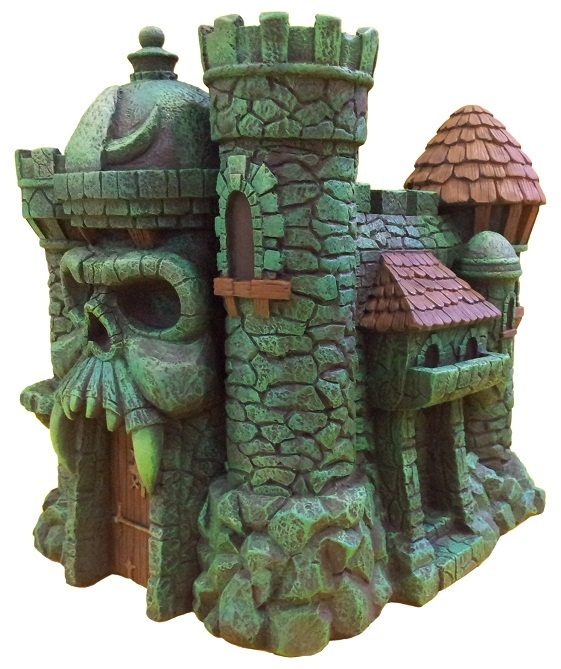 He-Man's Castle Grayskull Finally Has Four Walls Thanks To ...