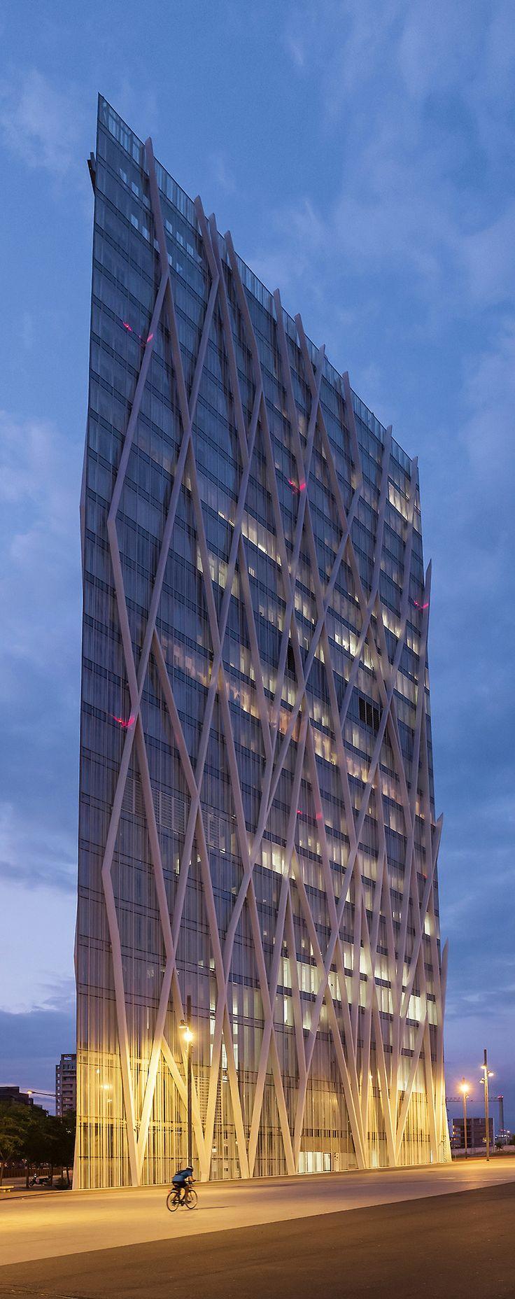 Torre Telefonica Barcelona
