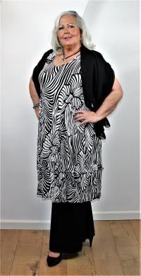 Jurken & Rokken | ModeXXL ModeXXL plus size fashion 2017  Modexxl.nl XXL-mode Big size fashion