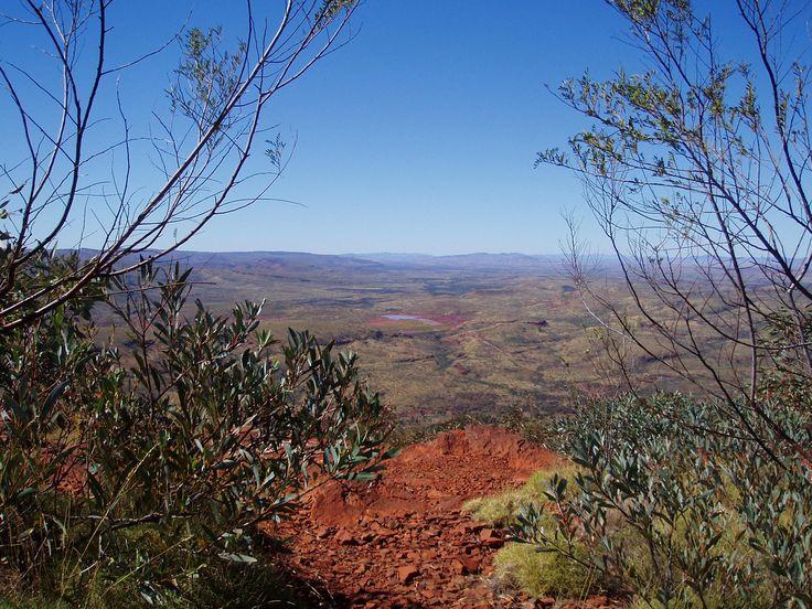 Mt Nameless, near Tom Price, now enjoys a dual name as Mt…