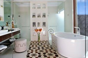 Luxury Bali Villas - The Bathroom