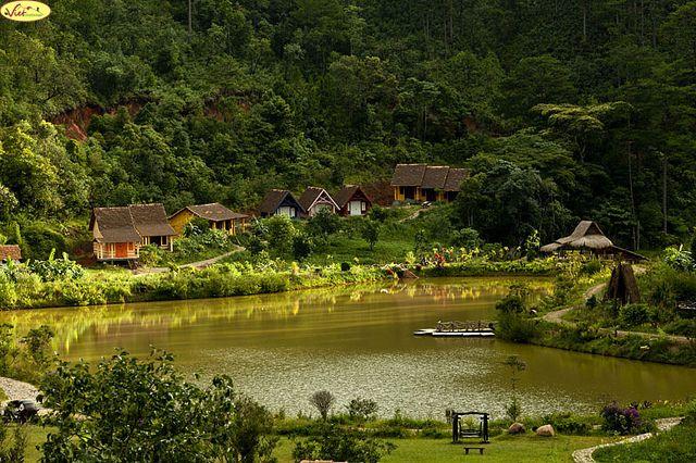 Visiting peaceful Cu Lan village in poetic city of Da Lat