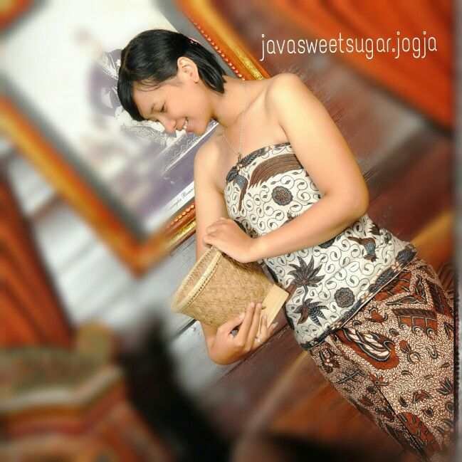 Like a javanese princess