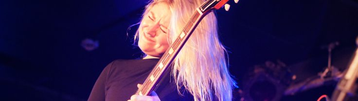Live Review: Joanne Shaw Taylor - Komedia - 17th January 2017