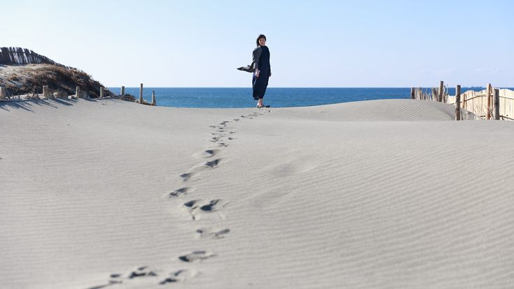 Farewell - Once there was a Nakatajima dunes in Hamamatsu.