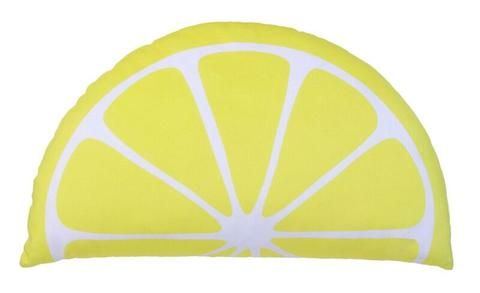 Lemon Cushion - Kids Boetiek
