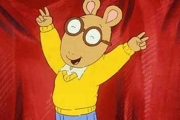 Arthur The Aardvark Grew Up And He Is Looking GOOD