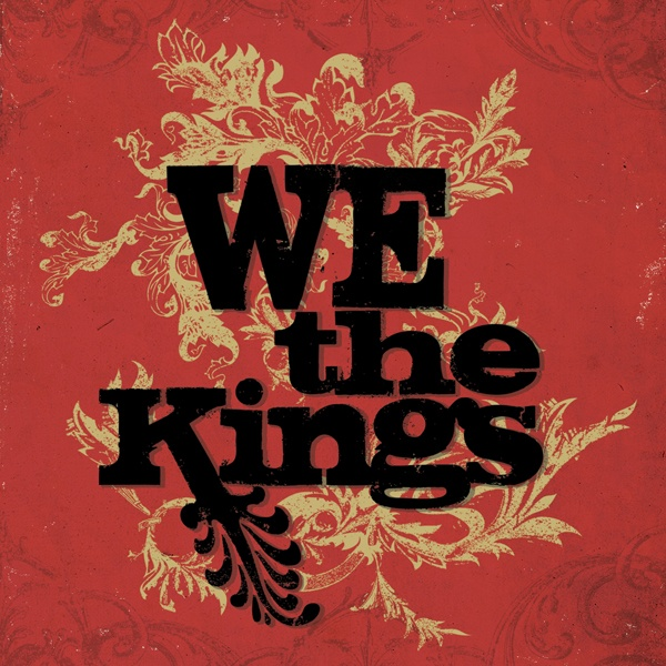 We the kings stickers