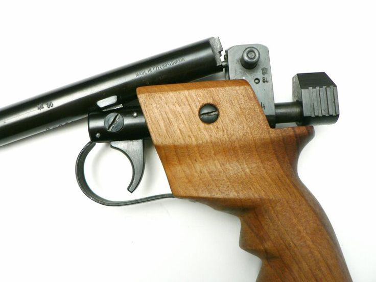 Drulov Target Pistol, .22 LR   gun