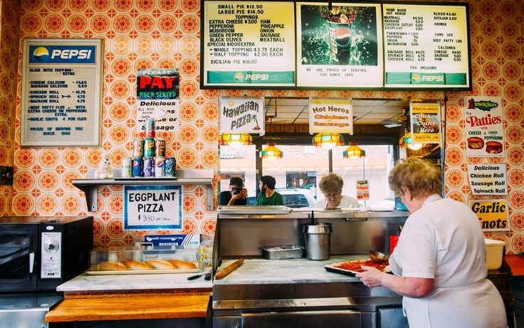 Step Into the Alluring World of New York's Old-School Pizza Joints