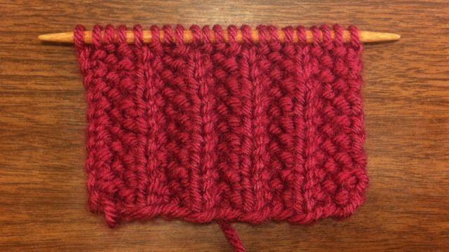 NSAD-Fluted Fabric Stitch WS