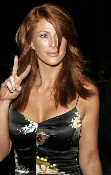 Angie Everhart naked