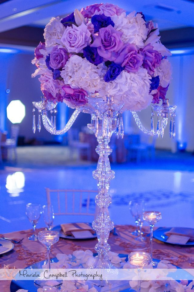 Pretty Centerpiece Decoration For Quince Quince