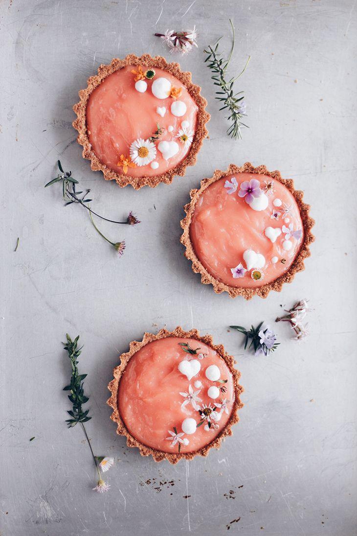 Grapefruit Tarts