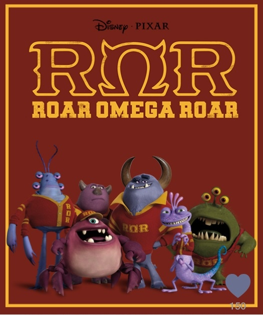 ROR - Monsters University