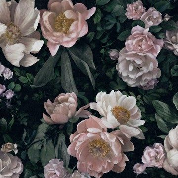 Engelska Tapetmagasinet - blommiga - tapeter - Boråstapeter - New Dawn Rose