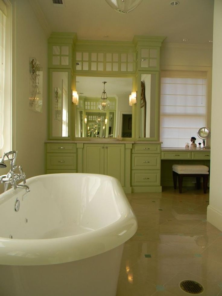 Best  Green Bathroom Colors Ideas On Pinterest Green Bathroom Paint Green Bathrooms Designs And Diy Green Bathrooms