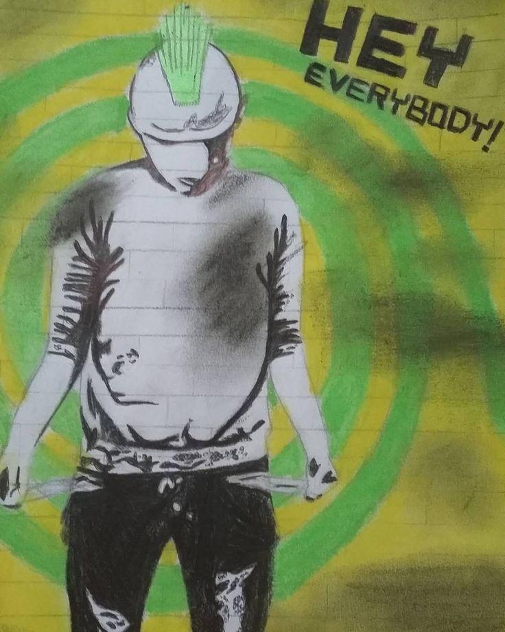 """New drawing #myart #drawing #sketch #cool #artist #heyeverybody #5sosfam #fightfor5sos"""