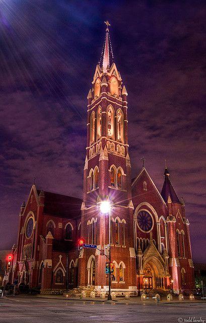 Cathedral Santuario de Guadalupe, Dallas, TX