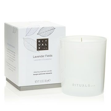 Fragrance candle - Lavender fields