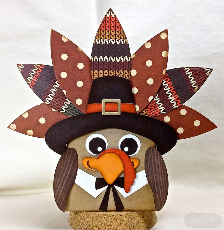 Enchanted Ladybug Creations: Taylored Expressions October Sneak Peeks - Ice Ice Baby & Sack It - Turkey! 8-)