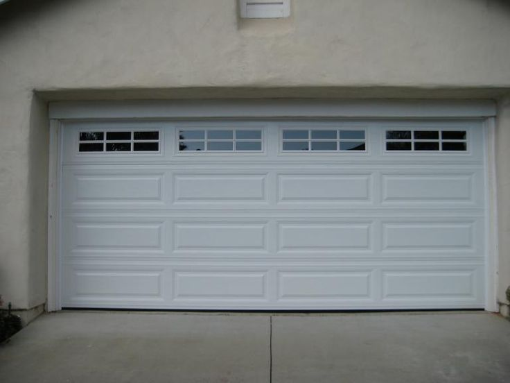 Stockton Garage Door Windows | Sectional Garage Door Full View All Glass  Sectional Garage Door