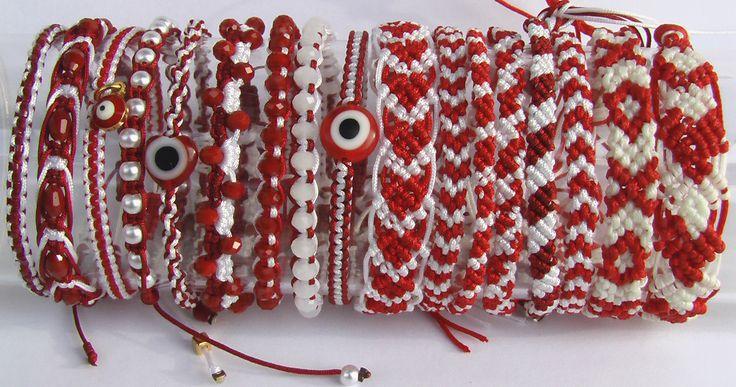 Antonella Genio Creations March bracelets !