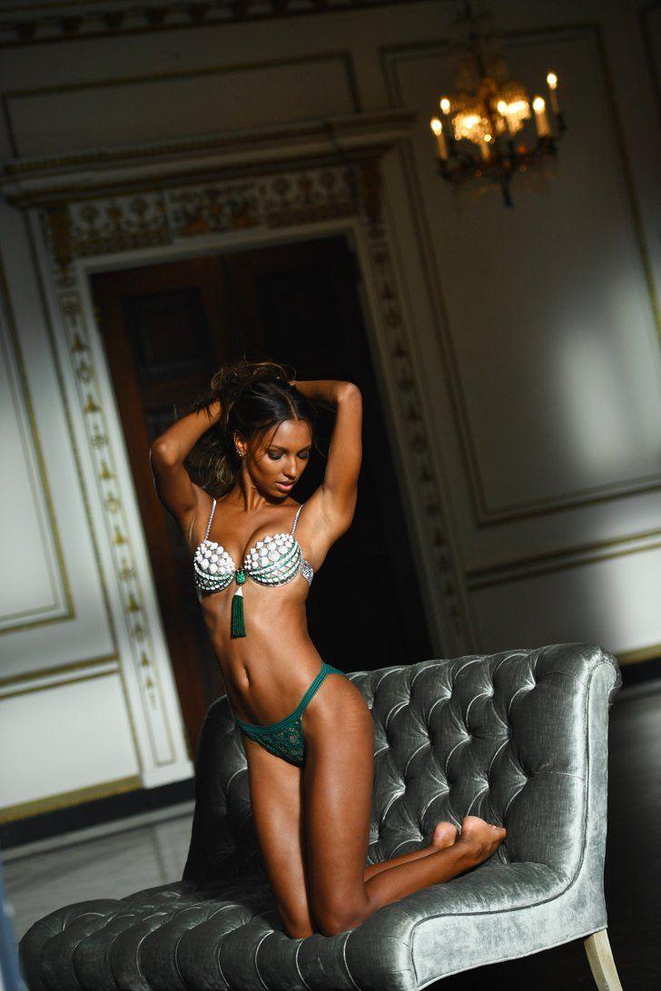 Victoria\u0027s Secret\u0027s Unedited Photos of Jasmine Tookes Prove That ...