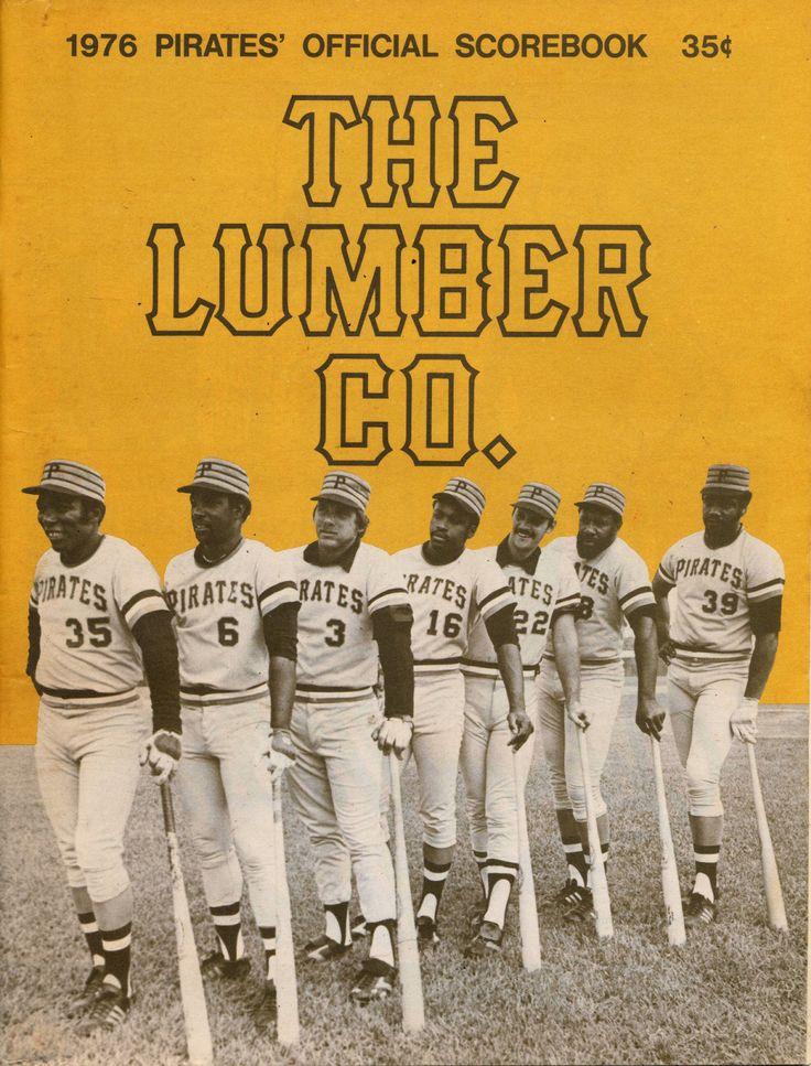 1976 Pittsburgh Pirates