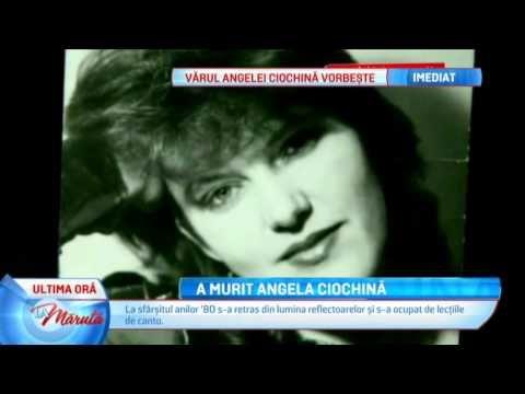 A murit Angela Ciochina... (La Maruta / Editia 210)