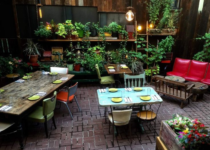 NYCu0027s 12 Best Outdoor Restaurants, Bars, Beer Gardens, And More