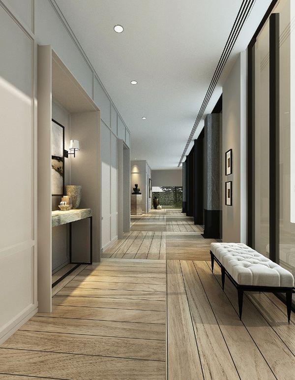 Flooring install pattern