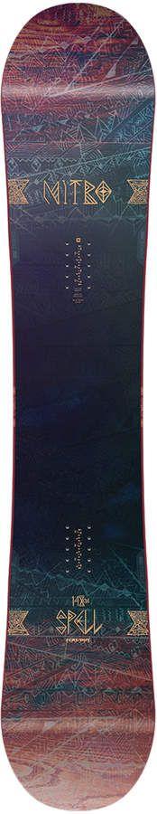 NITRO Spell 148cm - Snowboard für Damen
