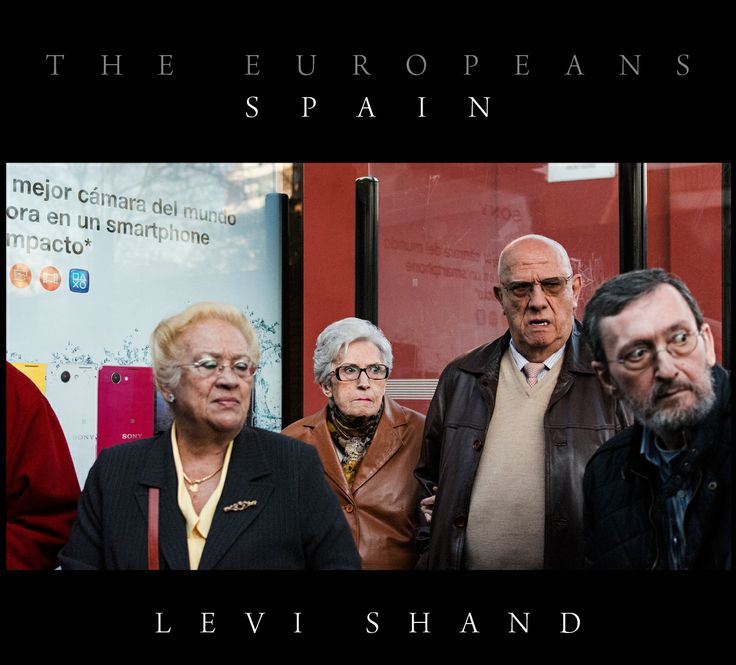 doc! photo magazine presents: The Europeans -> Levi Shand