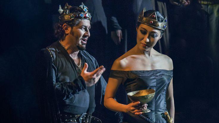 Giuseppe Verdi, Macbeth - Savonlinnan Oopperajuhlat