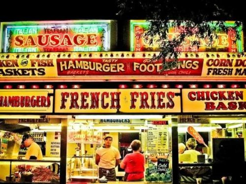Owning A Carnival Food Truck