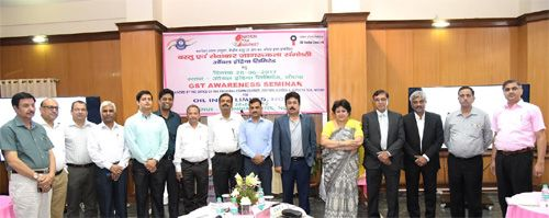 New Delhi, June 30 In a series of GST awareness programs being organised by Oil India Limited (OIL), the second largest national E&P company in the country, a GST awareness seminar was organised on 28.06.2017 at the company's corporate office in Noida.   #bureaucracy news #current news #DELHI JAL BOARD WATER TIMING #GST #gst awareness program at oil india ltd #india news #indian bureaucracy #Latest News #latets news #news #OIL INDIA LTD #PSu #PSU news #sarkari