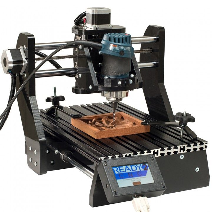 """2/7/15 - 21st Century Woodworking Day: CNC Piranha Demo at 11 AM. Find a store near you: http://www.rockler.com/retail/stores Stop by to see how powerful this compact CNC machine is. It's 12"""" x 19"""" table makes it a great fit for smaller workshops allowing you to still carve small scale projects like plaques and ornamental boxes. We'll show you how easy it is to operate and what you need to know when you start working with one. Be sure to bring you questions or concerns!"""